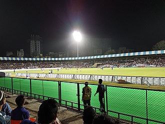 Mumbai City FC - Mumbai Football Arena