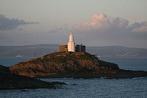 Mumbles Lighthouse - Mumbles Lighthouse