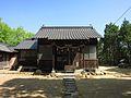 Munakata-jinja (Kita-ku, Okayama) heiden.JPG