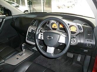 Nissan Murano - Interior