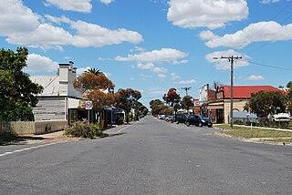 Murtoa, Victoria Town in Victoria, Australia