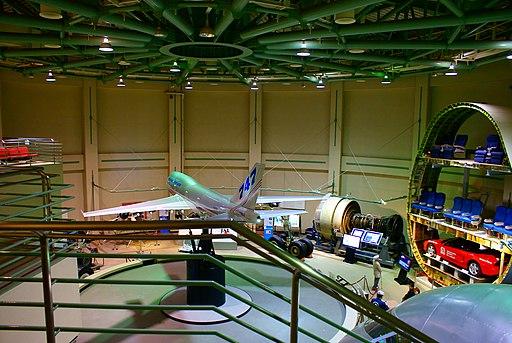 Museum of Aeronautical Sciences(Tokyo Narita Airport)