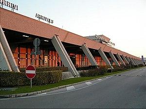 Trieste – Friuli Venezia Giulia Airport - Image: My Aviation Net Photo ID00239147