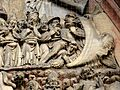 Nürnberg Lorenzkirche - Westportal 4b Jüngstes Gericht Hölle.jpg