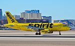 """N534NK Spirit Airlines 2008 Airbus A319-132 (cn 3395) """"Home of the BARE FARE"""" (15107734508).jpg"""