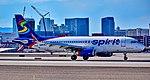 N635NK Spirit Airlines 2014 Airbus A320-232 s-n 6383 (36312429736).jpg
