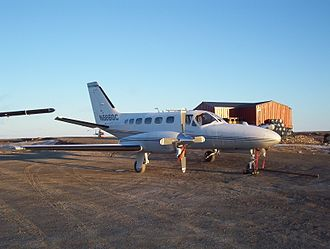 Cessna 441 Conquest II - Cessna 441 Conquest II