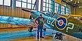 N730MJ 1943 Supermarine 361 Spitfire HF Mk. IXe MJ730 C N CBAF.7243 (44470531864).jpg