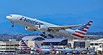 N787AL American Airlines Boeing 777-223(ER) s-n 30010 (38293137271).jpg