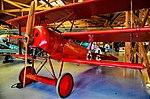 N917RB Fokker DR-1 Redfern (Replica) msn ZN-1 07 (44336044521).jpg