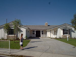 2,772 square foot Ranch House model in Shafter...