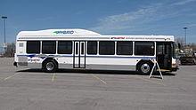 NFTA Gillig T40 number 1101 2011-04-30.jpg