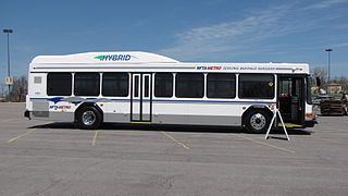 public transit operator in Erie and Niagara Counties, New York