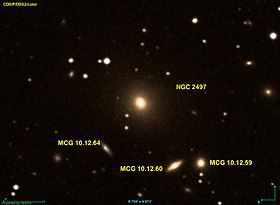 Image illustrative de l'article NGC 2497