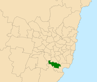 Electoral district of Miranda