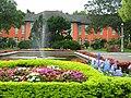 NTU Administration Building and fountain 20140402.jpg