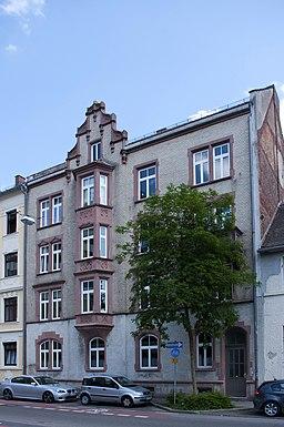 Silcherstraße in Neu-Ulm