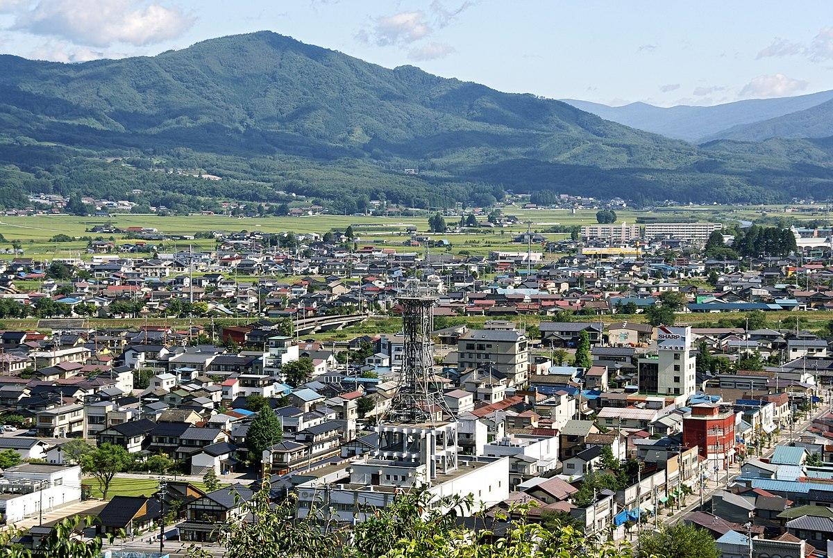 Tōno, Iwate - Wikiped...