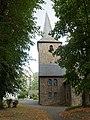 Nachrodt-Wiblingwerde ev. Kirche Turm von Süden.jpg