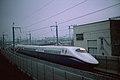 Nagano Shinkansen on test run.jpg