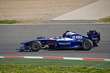 Williams FW31, 2009