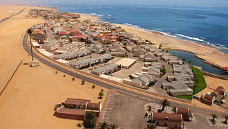 Langstrand - Namibia - Long Beach Leisure Park