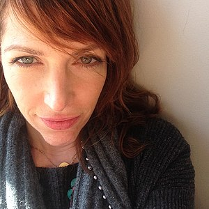 Nancy Schwartzman - Nancy Schwartzman in 2015