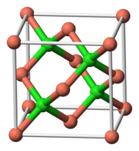 Unit cell of nantokite