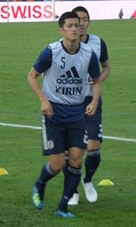 Naomichi Ueda Japanese footballer