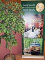 Napa Valley Wine Train, Napa Valley, California, USA (6081203095).jpg