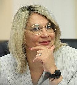 Nataliia Kosikhina (cropped).jpg
