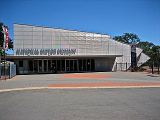 National Motor Museum, Birdwood Automobile museum
