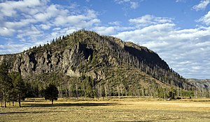 National Park Mountain - National Park Mountain