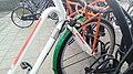Nationale Postcode Loterij bicycle (Winnaars editie 111626), Station Winschoten (2019) 05.jpg