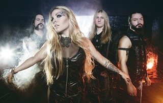 Kobra and the Lotus band