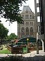 Natural History Museum garden - geograph.org.uk - 1544311.jpg