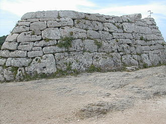 Naveta - This is a naveta from the site of Naveta des Tudons found on the western end of Menorca