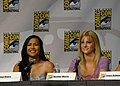 Naya Rivera & Heather Morris (4852933568).jpg