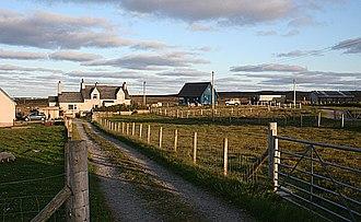 Eorodale - Image: Near Eòradal geograph.org.uk 1345756