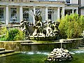 Neptune fountain from yet another angle, Promenade, Cheltenham - geograph.org.uk - 1471902.jpg