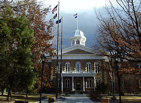 https://upload.wikimedia.org/wikipedia/commons/thumb/f/fe/Nevada_State_Capitol.JPG/280px-Nevada_State_Capitol.JPG
