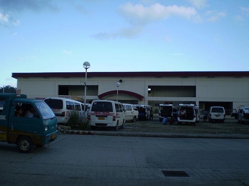 File:New Bus Terminal, Tacloban.jpg