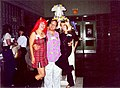 New Orleans Worst Film Festival 2000 - Hanging with Ben Franklin.jpg
