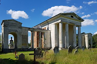 New St Lawrence Church, Ayot St Lawrence Church in Hertfordshire, England