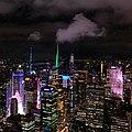 New York City (Aerial view) at night , U.S.A.jpg