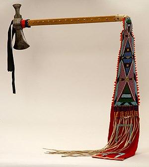 Tomahawk - Nez Perce tomahawk