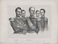 Nicholas I of Russia with 4 sons (engraving).jpg