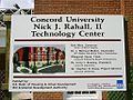 Nick Rayhall Tech Center Sign.JPG