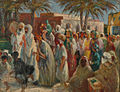 Nicolae Gropeanu - Procesiune in Palestina.jpg