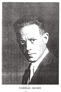 Nikolai Obukhov